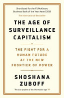 Thumbnail The age of surveillance capitalism