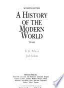 A History of the Modern World: To 1815