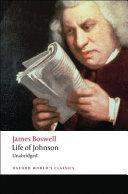 Life Of Johnson