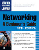 Networking  A Beginner s Guide  Fifth Edition