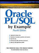 Pdf Oracle PL/SQL by Example Telecharger