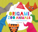 Origami Zoo Animals: Easy & Fun Paper-Folding Projects