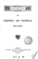 The scientific and technical reader Book PDF
