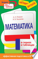 Математика в схемах и таблицах