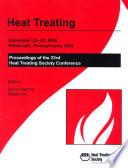 Heat Treating Book