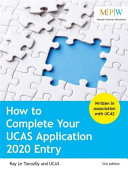 How to Complete Your UCAS Application 2020 Entry