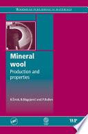 Mineral Wool Book PDF