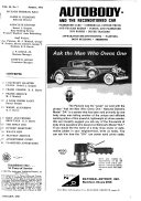Autobody and the Reconditioned Car