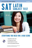 SAT Subject Test : Latin