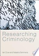 Researching Criminology