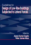 Pdf Guidelines for Design of Low-Rise Buildings Subjected to Lateral Forces