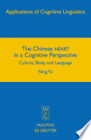 The Chinese Heart In A Cognitive Perspective