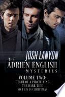 The Adrien English Mysteries 2 Box Set