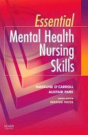 Essential Mental Health Nursing Skills E-Book [Pdf/ePub] eBook
