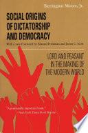 Social Origins of Dictatorship and Democracy Book PDF