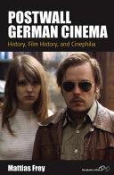 Postwall German Cinema Book PDF