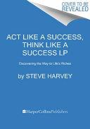 Act Like a Success  Think Like a Success LP