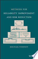 Methods For Reliability Improvement And Risk Reduction Book PDF