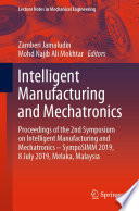 Intelligent Manufacturing and Mechatronics