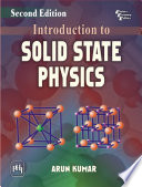 INTRODUCTION TO SOLID STATE PHYSICS  Second Edition