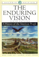 The Enduring Vision  A History of the American People  Dolphin Edition Book PDF
