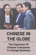 Chinese In The Globe Book