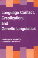 Language Contact, Creolization, and Genetic Linguistics [Pdf/ePub] eBook
