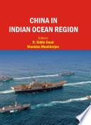 CHINA IN INDIAN OCEAN REGION Book