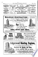Journal of Railway Appliances and Railway Price Current