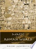Magic in the Roman World