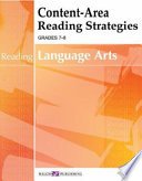 Content-area Reading Strategies For Language Arts