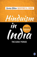 Hinduism in India: The Early Period - Seite 207