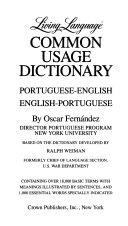Common Usage Dictionary   Portuguese English  English Portuguese