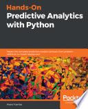 Hands On Predictive Analytics With Python