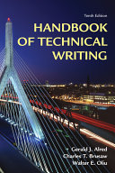 Handbook of Technical Writing