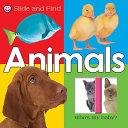 Slide and Find Animals