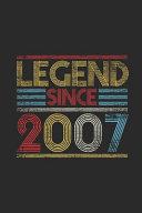 Legend Since 2007