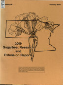 Sugarbeet Research And Extension Reports