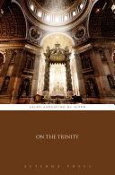 On the Trinity ebook
