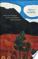 Radical as Reality Book