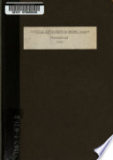 Proceedings at the Annual Meeting of the National Civil-Service Reform League