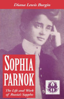 Sophia Parnok