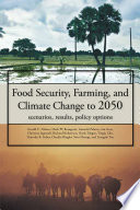 Food Security  Farming  and Climate Change to 2050 Book