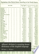 Allison's Webster's Counting-house Dictionary of the English Language