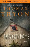 Harvest Home Pdf/ePub eBook