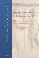 Trading Communities in the Roman World