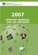 Rapport mondial sur les drogues 2007