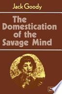The Domestication of the Savage Mind.epub