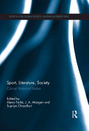 Sport  Literature  Society