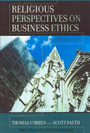 Religious Perspectives on Business Ethics